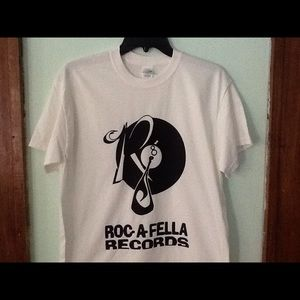 Roc-A-Fella Records T-shirt New